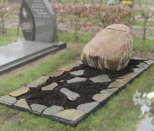 zwerfkei monument